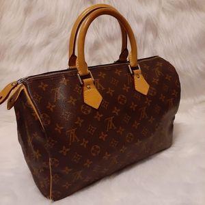 Handbags - LV Speedy 35